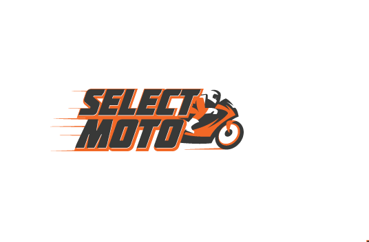 Logo und Corporate Identity Design für select-moto.ru